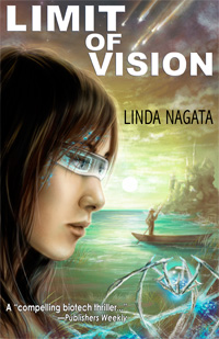 Limit of Vision - cover art by Sarah Adams