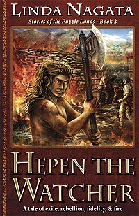 Book cover for Hepen the Watcher