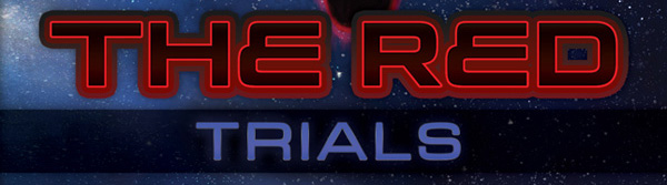 The Red: Trials - title graphic